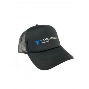 Kαπέλο πεντάφυλλο τζόκεϊ με δίχτυ